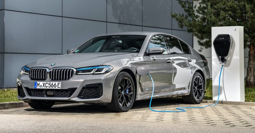2021 G30 BMW 545e xDrive detailed – fastest BMW PHEV with 394 PS, 600 Nm; 0-100 km/h in 4.7 seconds! Image #1157786