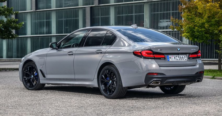 2021 G30 BMW 545e xDrive detailed – fastest BMW PHEV with 394 PS, 600 Nm; 0-100 km/h in 4.7 seconds! Image #1157760