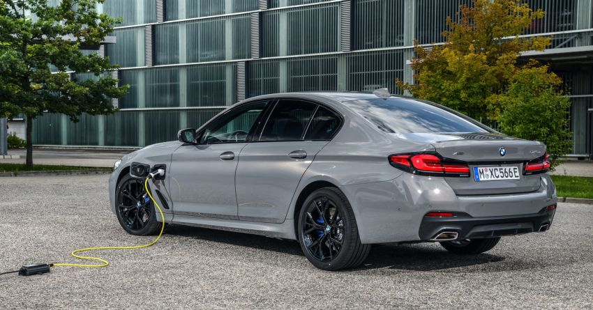 2021 G30 BMW 545e xDrive detailed – fastest BMW PHEV with 394 PS, 600 Nm; 0-100 km/h in 4.7 seconds! Image #1157762