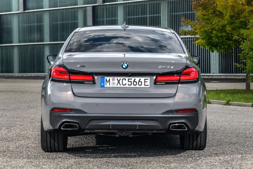 2021 G30 BMW 545e xDrive detailed – fastest BMW PHEV with 394 PS, 600 Nm; 0-100 km/h in 4.7 seconds! Image #1157765