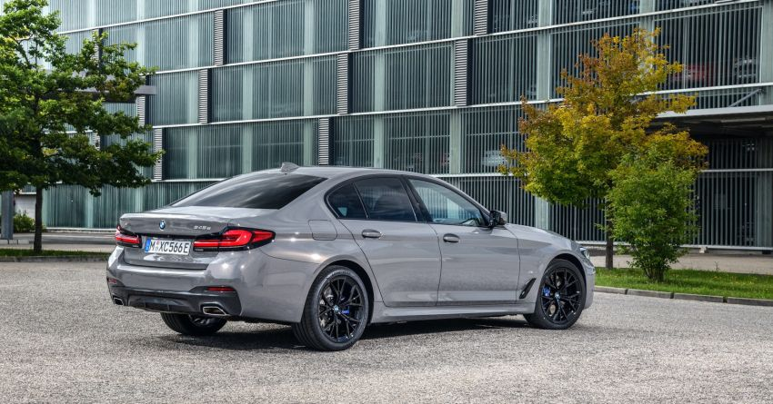 2021 G30 BMW 545e xDrive detailed – fastest BMW PHEV with 394 PS, 600 Nm; 0-100 km/h in 4.7 seconds! Image #1157767