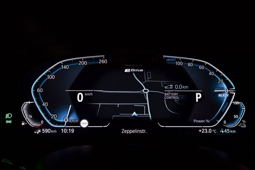 2021 G30 BMW 545e xDrive detailed – fastest BMW PHEV with 394 PS, 600 Nm; 0-100 km/h in 4.7 seconds! Image #1157748