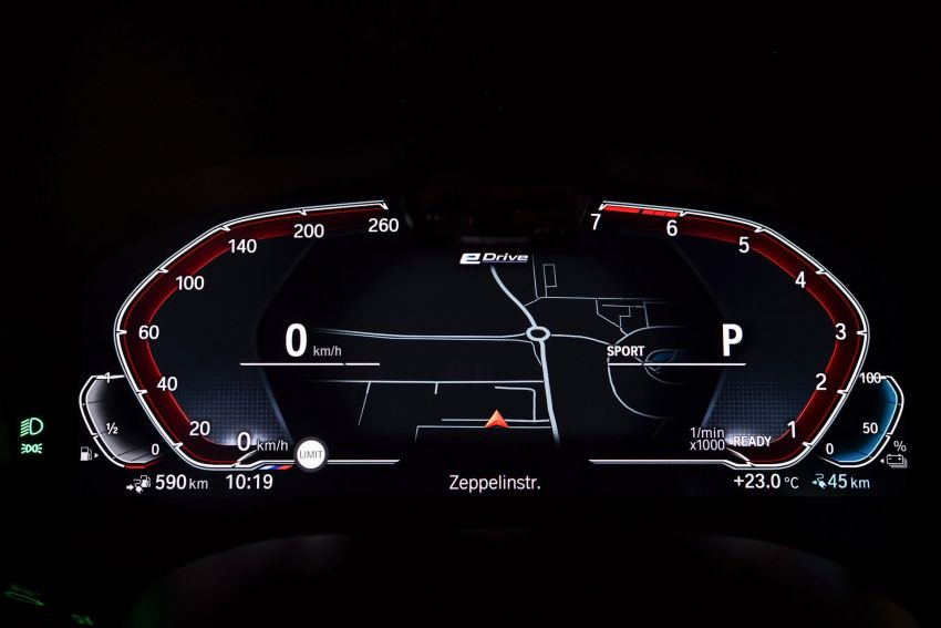 2021 G30 BMW 545e xDrive detailed – fastest BMW PHEV with 394 PS, 600 Nm; 0-100 km/h in 4.7 seconds! Image #1157749