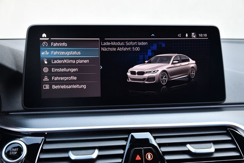 2021 G30 BMW 545e xDrive detailed – fastest BMW PHEV with 394 PS, 600 Nm; 0-100 km/h in 4.7 seconds! Image #1157750