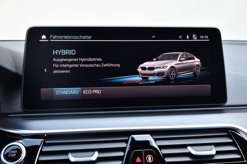 2021 G30 BMW 545e xDrive detailed – fastest BMW PHEV with 394 PS, 600 Nm; 0-100 km/h in 4.7 seconds! Image #1157751