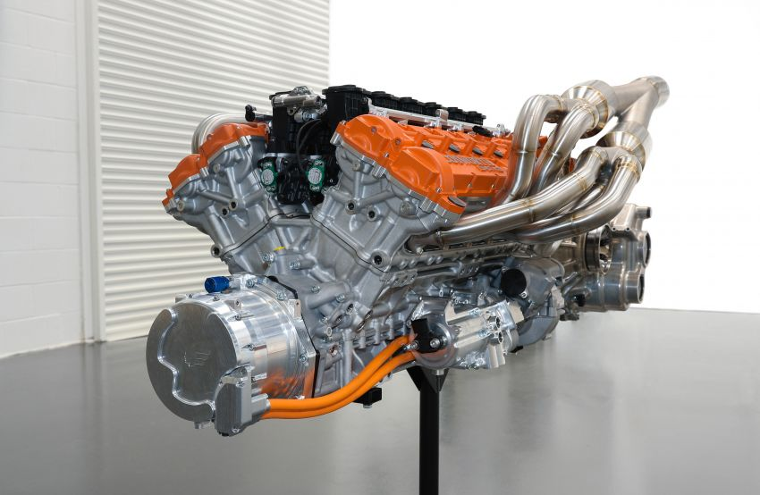 GMA T.50 debuts – true McLaren F1 successor with 3.9L NA V12, 12,100 rpm redline, 986 kg; RM13 million! Image #1155296