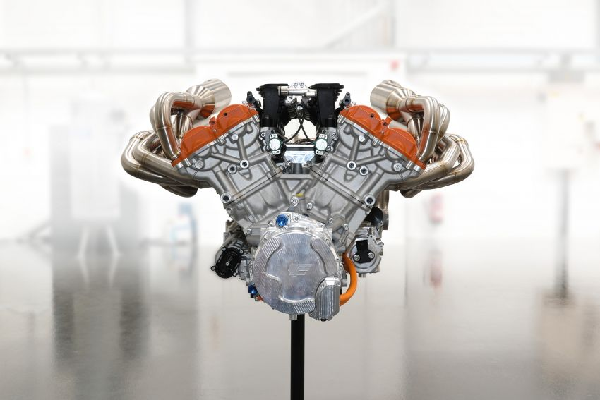 GMA T.50 debuts – true McLaren F1 successor with 3.9L NA V12, 12,100 rpm redline, 986 kg; RM13 million! Image #1155297