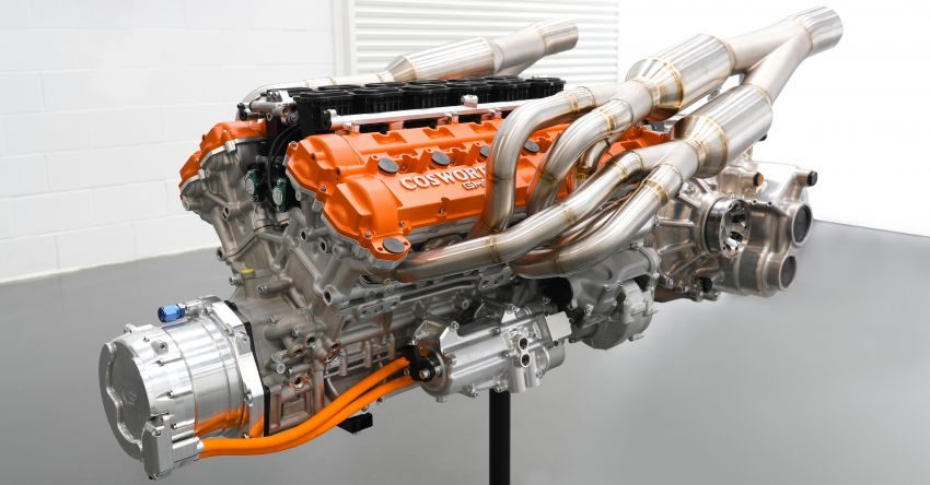 GMA T.50 debuts – true McLaren F1 successor with 3.9L NA V12, 12,100 rpm redline, 986 kg; RM13 million! Image #1155298