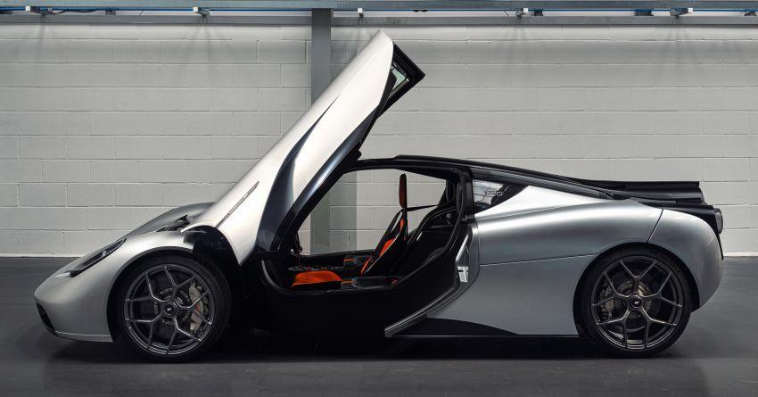 GMA T.50 debuts – true McLaren F1 successor with 3.9L NA V12, 12,100 rpm redline, 986 kg; RM13 million! Image #1155311