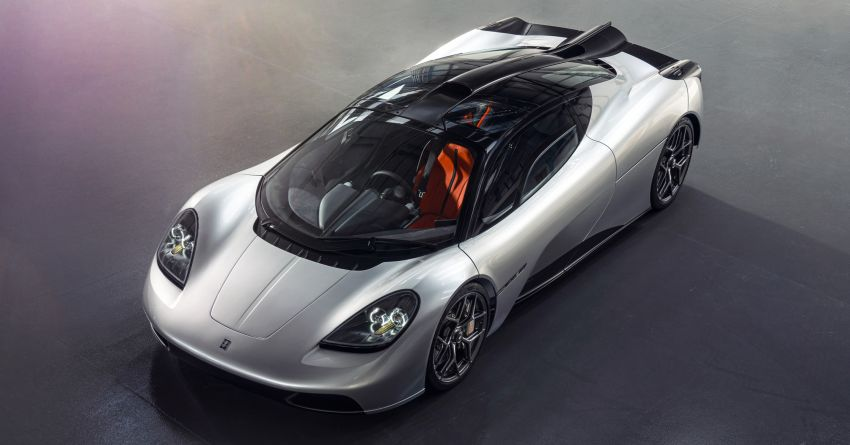 GMA T.50 debuts – true McLaren F1 successor with 3.9L NA V12, 12,100 rpm redline, 986 kg; RM13 million! Image #1155315