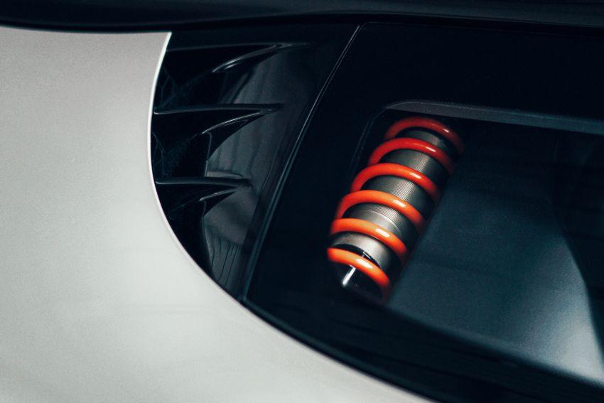 GMA T.50 debuts – true McLaren F1 successor with 3.9L NA V12, 12,100 rpm redline, 986 kg; RM13 million! Image #1155322