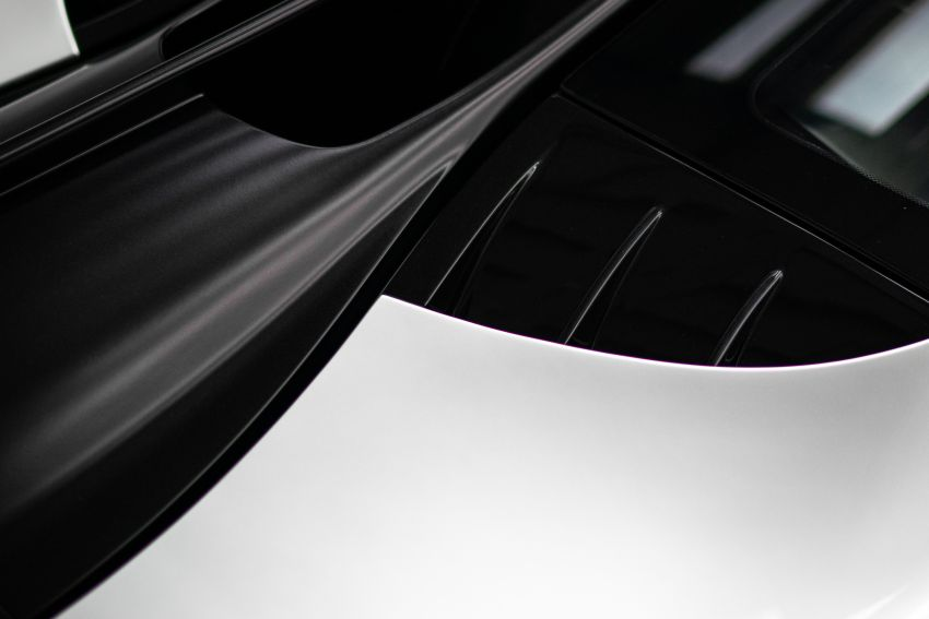 GMA T.50 debuts – true McLaren F1 successor with 3.9L NA V12, 12,100 rpm redline, 986 kg; RM13 million! Image #1155323