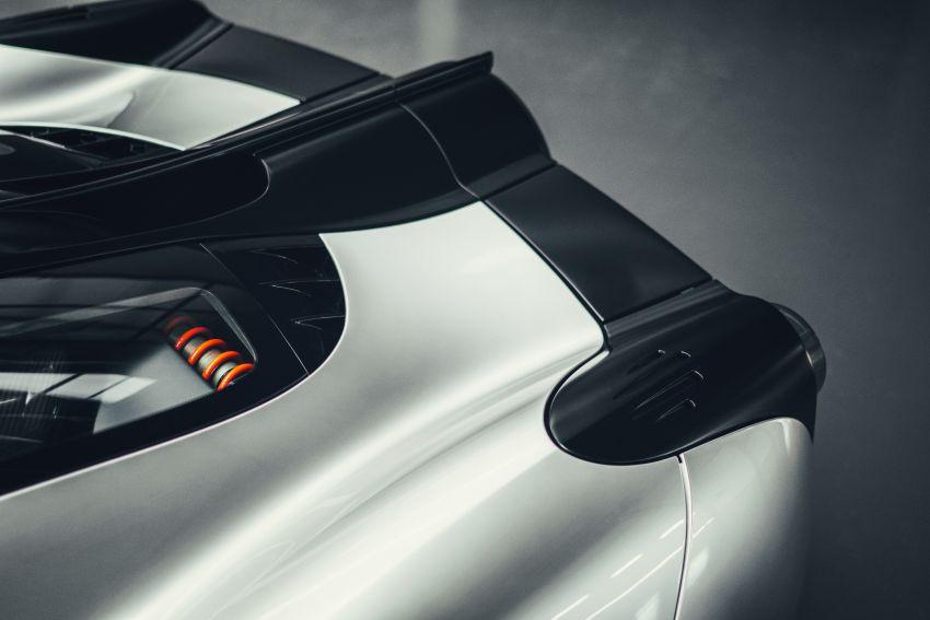 GMA T.50 debuts – true McLaren F1 successor with 3.9L NA V12, 12,100 rpm redline, 986 kg; RM13 million! Image #1155325