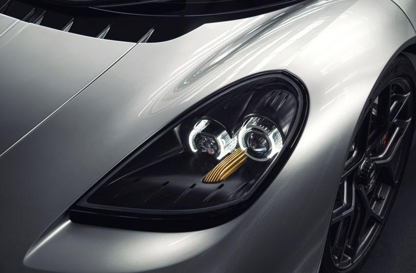 GMA T.50 debuts – true McLaren F1 successor with 3.9L NA V12, 12,100 rpm redline, 986 kg; RM13 million! Image #1155326