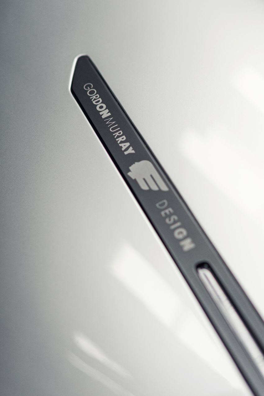 GMA T.50 debuts – true McLaren F1 successor with 3.9L NA V12, 12,100 rpm redline, 986 kg; RM13 million! Image #1155329