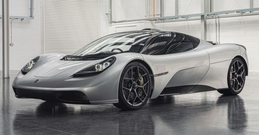 GMA T.50 debuts – true McLaren F1 successor with 3.9L NA V12, 12,100 rpm redline, 986 kg; RM13 million! Image #1155306