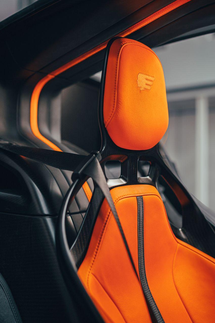GMA T.50 debuts – true McLaren F1 successor with 3.9L NA V12, 12,100 rpm redline, 986 kg; RM13 million! Image #1155291