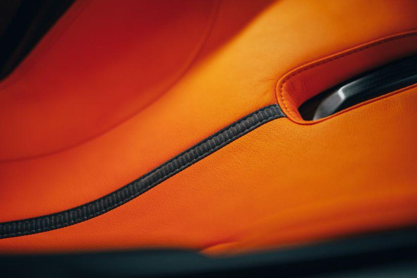 GMA T.50 debuts – true McLaren F1 successor with 3.9L NA V12, 12,100 rpm redline, 986 kg; RM13 million! Image #1155294
