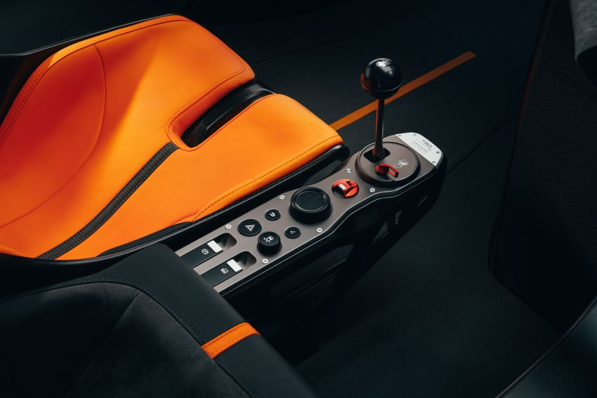 GMA T.50 debuts – true McLaren F1 successor with 3.9L NA V12, 12,100 rpm redline, 986 kg; RM13 million! Image #1155287