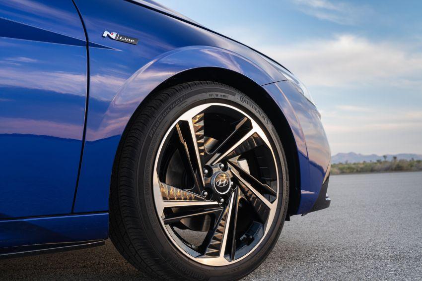 2021 Hyundai Elantra N Line – 1.6T, 201 hp, 264 Nm! Image #1160267
