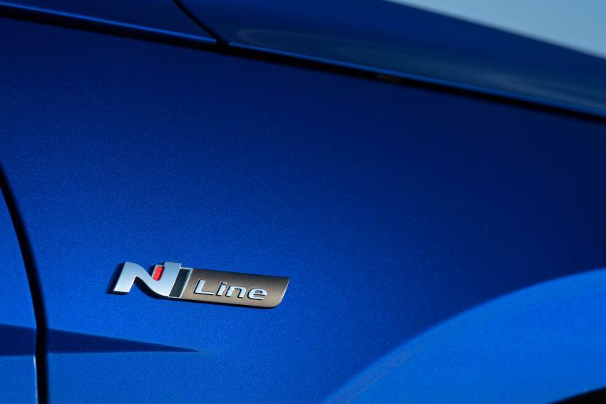 2021 Hyundai Elantra N Line – 1.6T, 201 hp, 264 Nm! Image #1160280