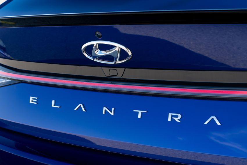 2021 Hyundai Elantra N Line – 1.6T, 201 hp, 264 Nm! Image #1160284