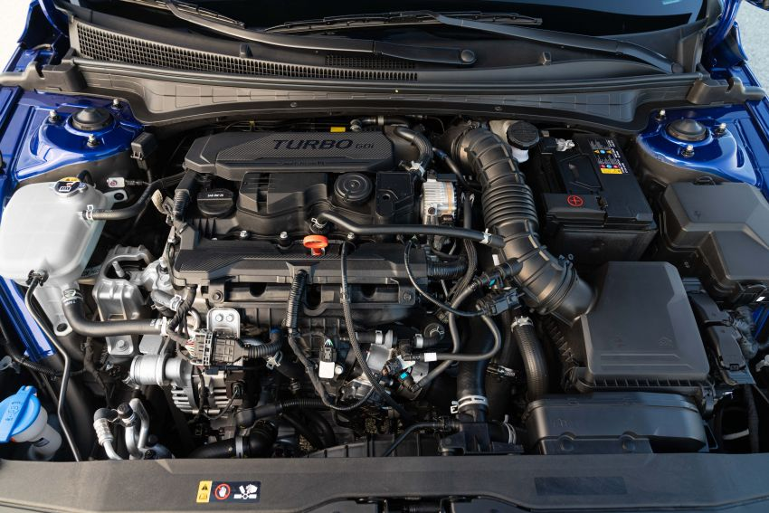 2021 Hyundai Elantra N Line – 1.6T, 201 hp, 264 Nm! Image #1160290