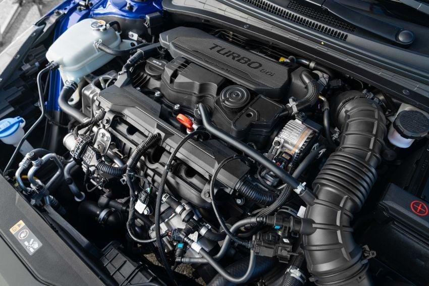2021 Hyundai Elantra N Line – 1.6T, 201 hp, 264 Nm! Image #1160291
