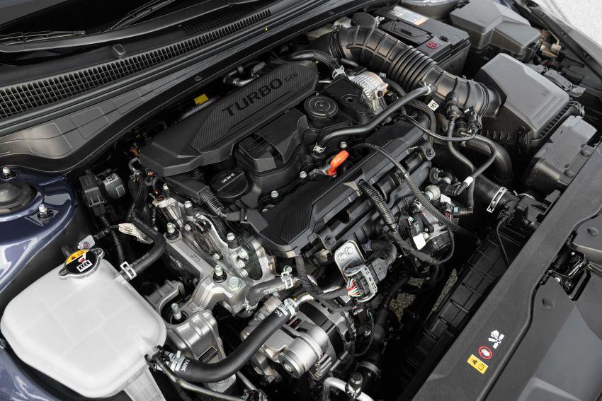 2021 Hyundai Elantra N Line – 1.6T, 201 hp, 264 Nm! Image #1160292