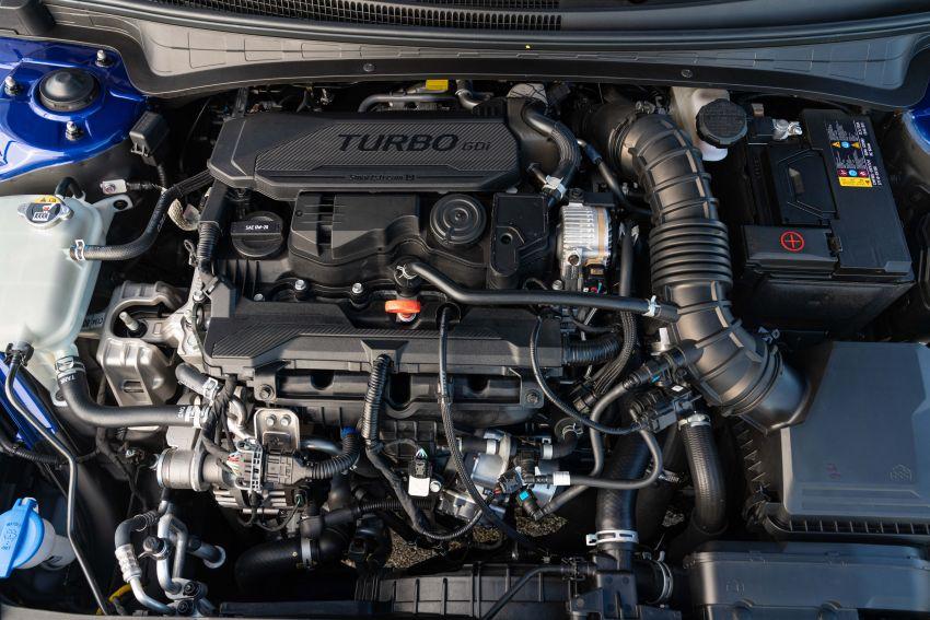 2021 Hyundai Elantra N Line – 1.6T, 201 hp, 264 Nm! Image #1160293