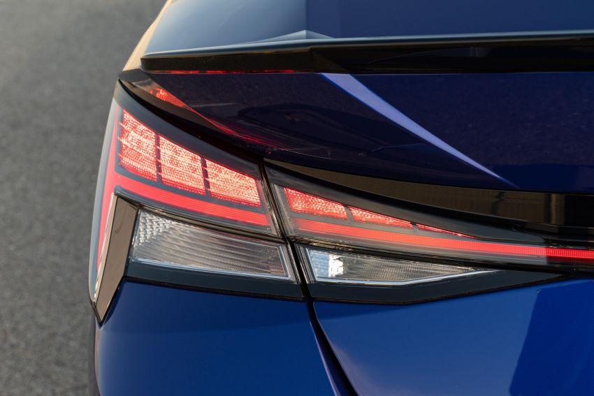 2021 Hyundai Elantra N Line – 1.6T, 201 hp, 264 Nm! Image #1160295