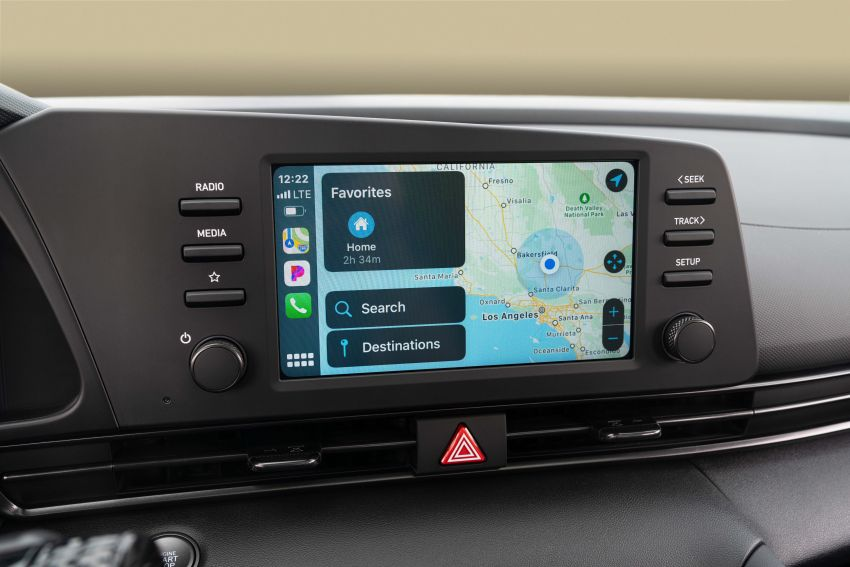 2021 Hyundai Elantra N Line – 1.6T, 201 hp, 264 Nm! Image #1160325