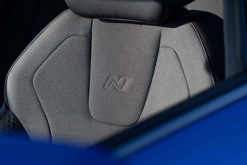 2021 Hyundai Elantra N Line – 1.6T, 201 hp, 264 Nm! Image #1160326