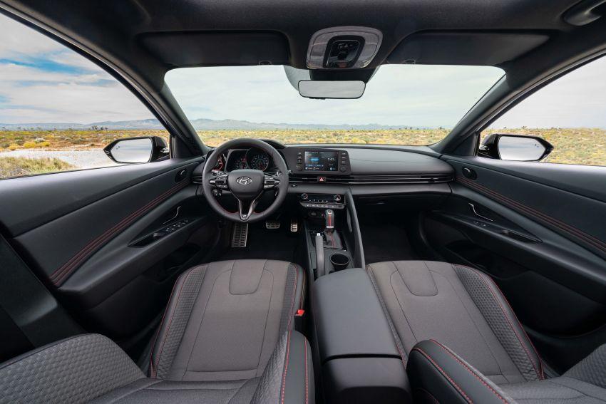 2021 Hyundai Elantra N Line – 1.6T, 201 hp, 264 Nm! Image #1160309