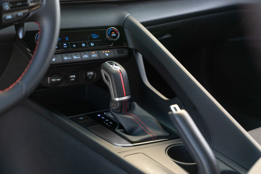 2021 Hyundai Elantra N Line – 1.6T, 201 hp, 264 Nm! Image #1160328