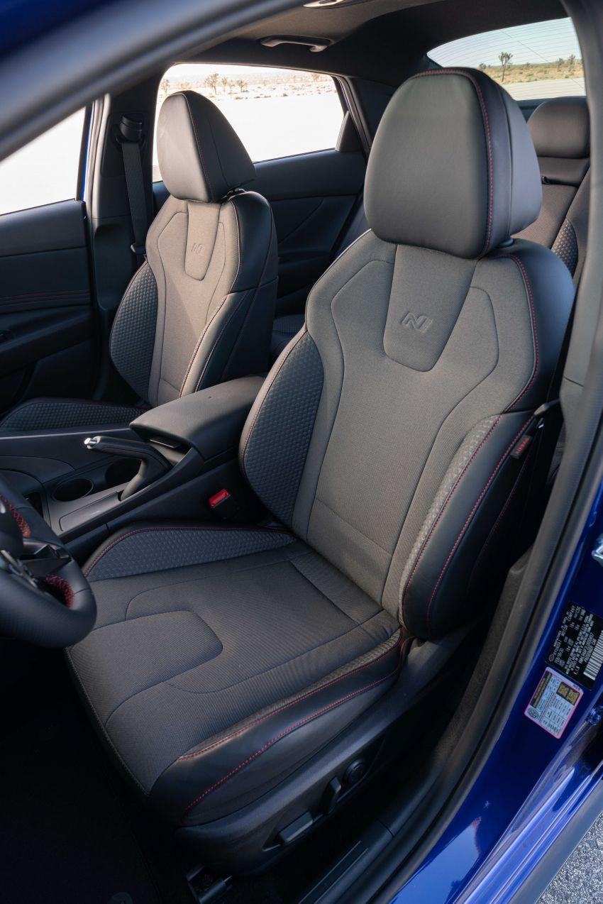 2021 Hyundai Elantra N Line – 1.6T, 201 hp, 264 Nm! Image #1160237