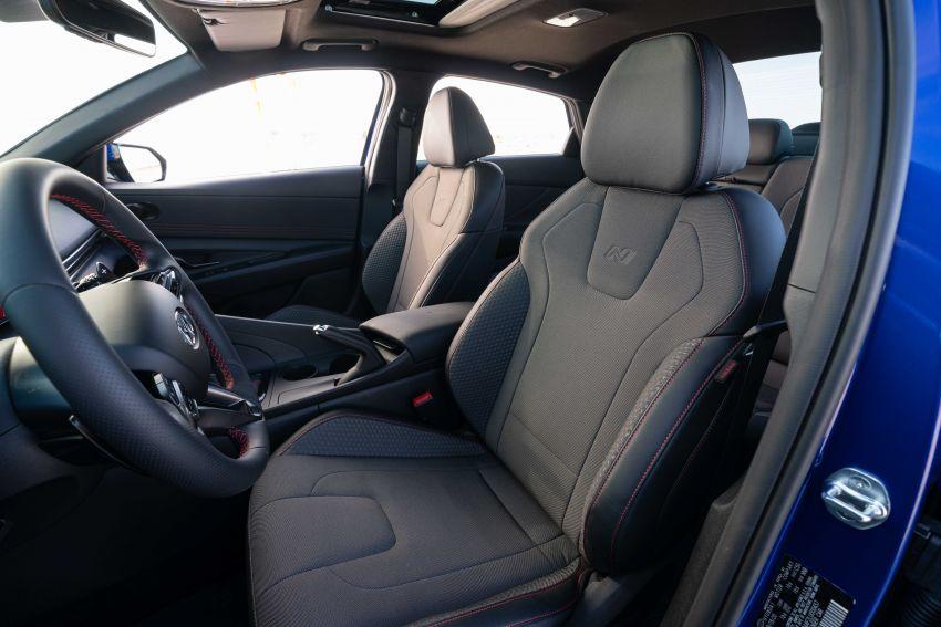 2021 Hyundai Elantra N Line – 1.6T, 201 hp, 264 Nm! Image #1160238