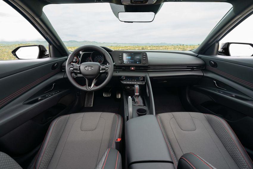 2021 Hyundai Elantra N Line – 1.6T, 201 hp, 264 Nm! Image #1160310