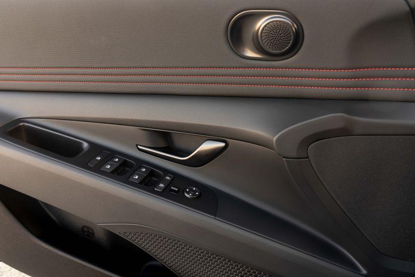 2021 Hyundai Elantra N Line – 1.6T, 201 hp, 264 Nm! Image #1160244