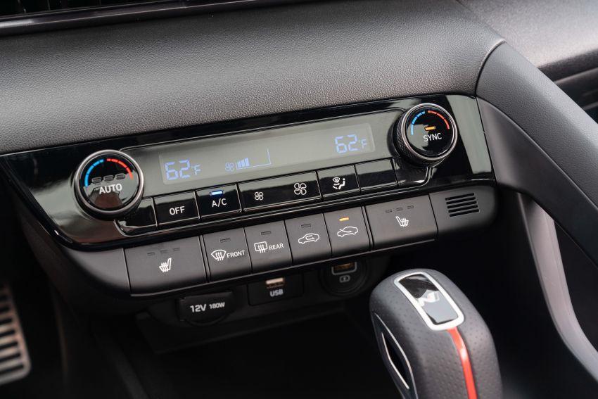 2021 Hyundai Elantra N Line – 1.6T, 201 hp, 264 Nm! Image #1160315