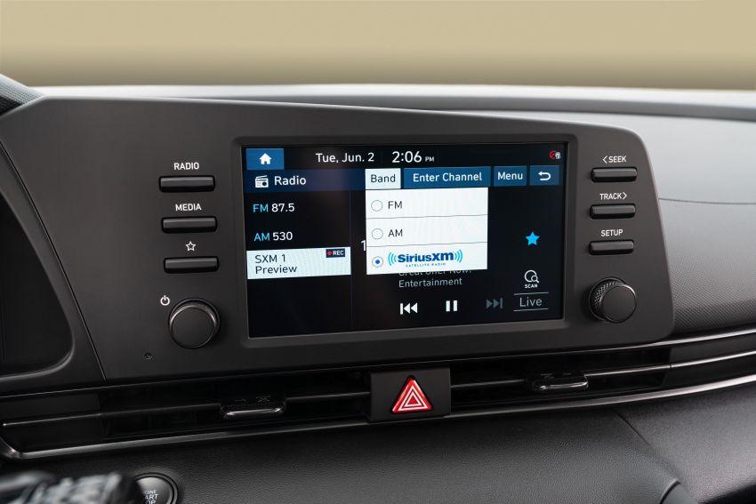 2021 Hyundai Elantra N Line – 1.6T, 201 hp, 264 Nm! Image #1160316