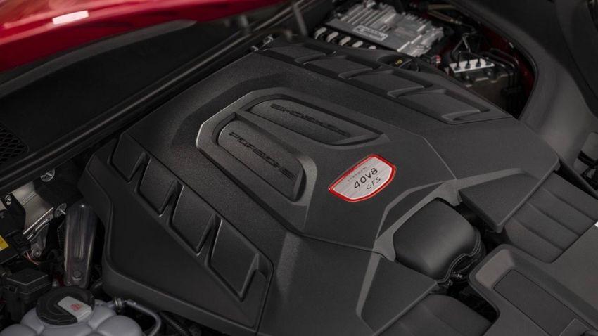 Porsche reveals new exhaust for Cayenne GTS Coupé Image #1160645