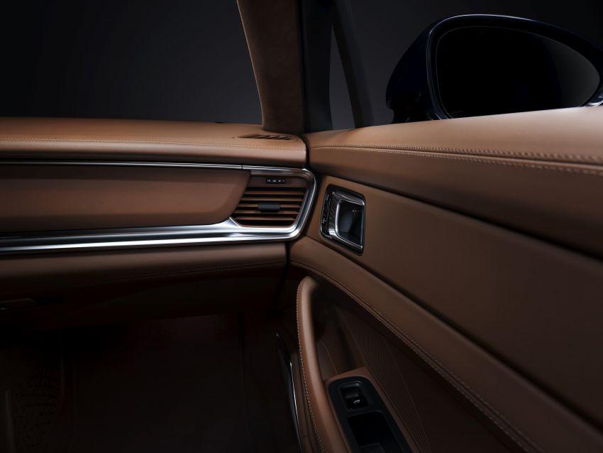 2020 Porsche Panamera facelift – 630 PS/820 Nm Turbo S; PHEV 4S E-Hybrid with 54 km electric range Image #1167492