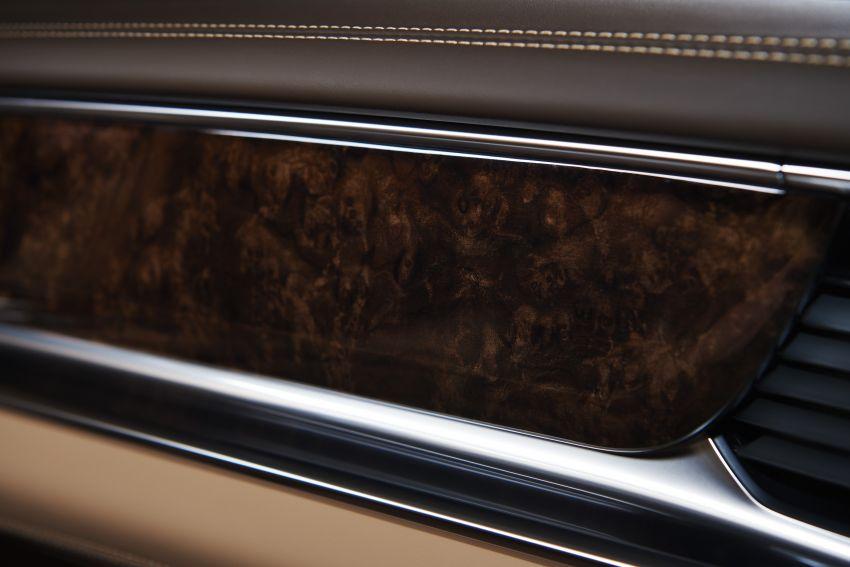 2020 Porsche Panamera facelift – 630 PS/820 Nm Turbo S; PHEV 4S E-Hybrid with 54 km electric range Image #1167489