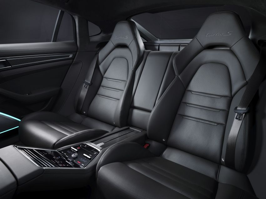 2020 Porsche Panamera facelift – 630 PS/820 Nm Turbo S; PHEV 4S E-Hybrid with 54 km electric range Image #1167416