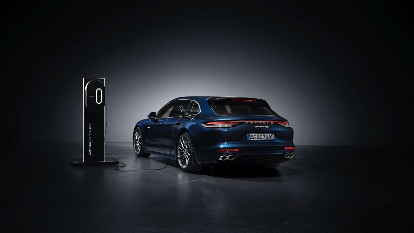 2020 Porsche Panamera facelift – 630 PS/820 Nm Turbo S; PHEV 4S E-Hybrid with 54 km electric range Image #1167191