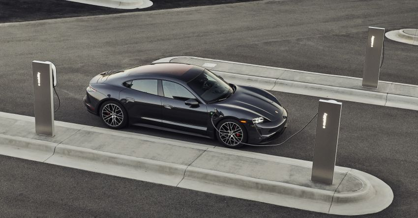 2021 Porsche Taycan – quicker acceleration, new charging functions, additional equipment and colours Image #1163970