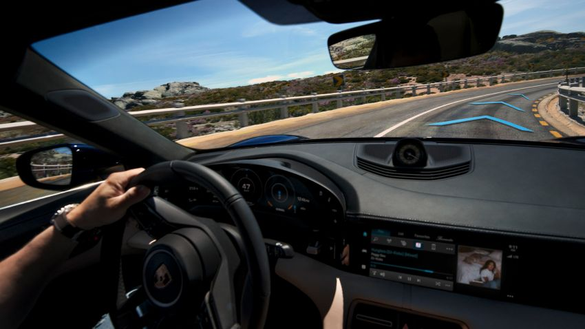2021 Porsche Taycan – quicker acceleration, new charging functions, additional equipment and colours Image #1163969