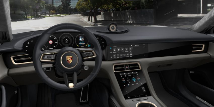 2021 Porsche Taycan – quicker acceleration, new charging functions, additional equipment and colours Image #1164140
