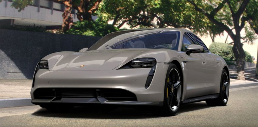 2021 Porsche Taycan – quicker acceleration, new charging functions, additional equipment and colours Image #1163898